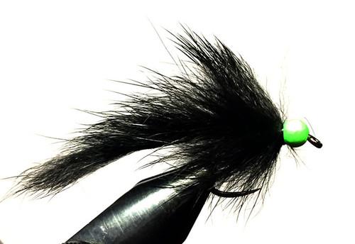 TLbugs HotBead Bunny Leech (6 Fly Packs)