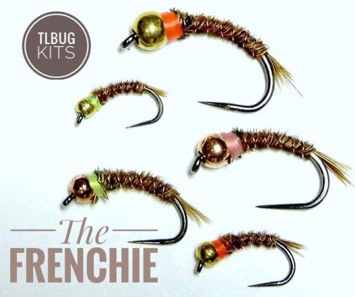 "TLBug ""Frenchie"" Complete Tyer Kits"