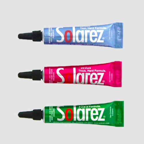 Fly-Tie UV Resin 3 Pack