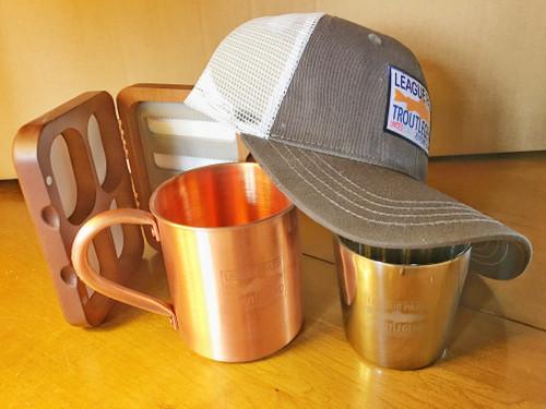 Hat, Mug, Box, Tumbler set1 Blowout