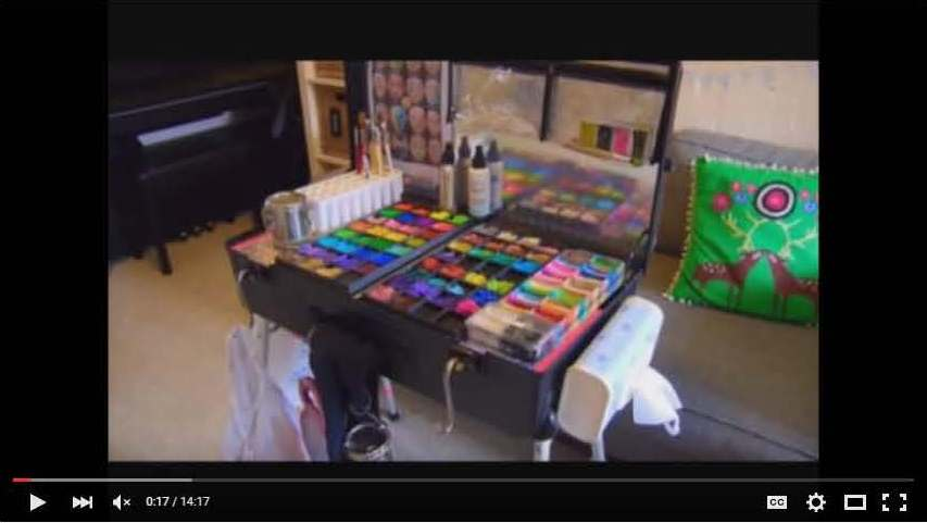 Craft-n-Go Paint Station_ Review by Lenore Koppleman