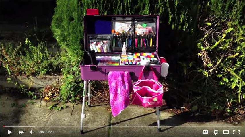 Craft-n-Go Paint Station Review by Sarah