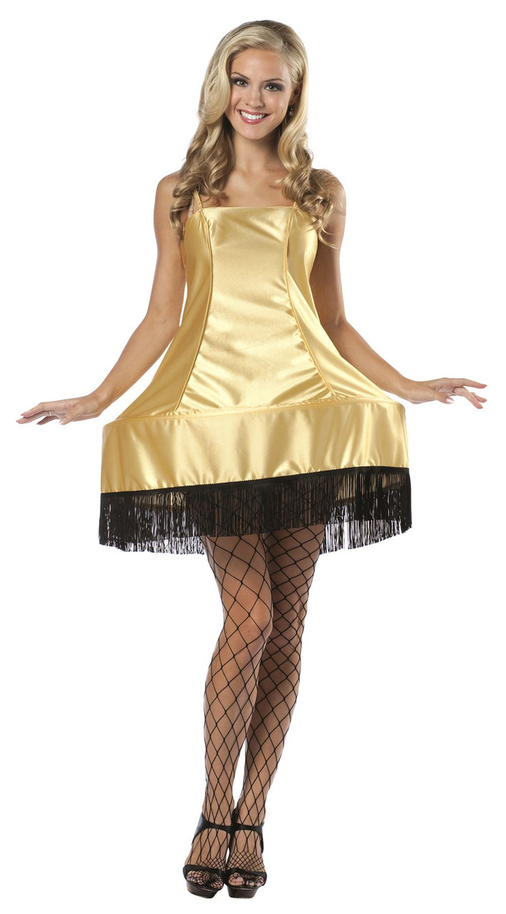 LEG LAMP DRESS Christmas Story Sexy Lampshade Womens Halloween Costume Adult