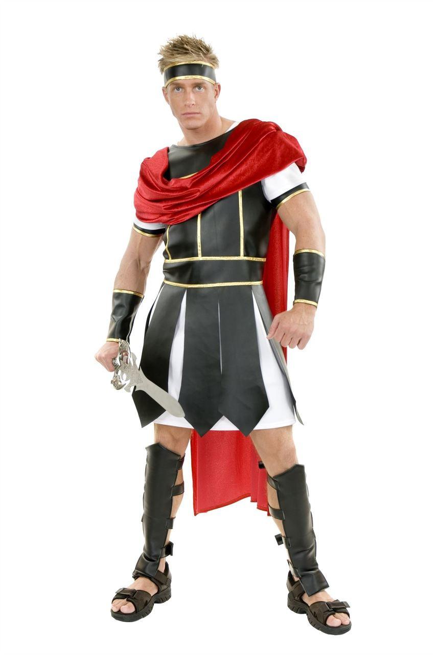 Trojan Warrior Spartan Roman Costume Mens Costumeville