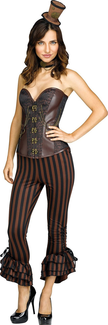Pirate Steampunk Character Pants