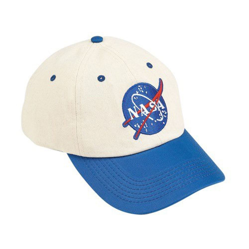 NASA CAP junior astronaut cap flight space suit child kids costume accessory