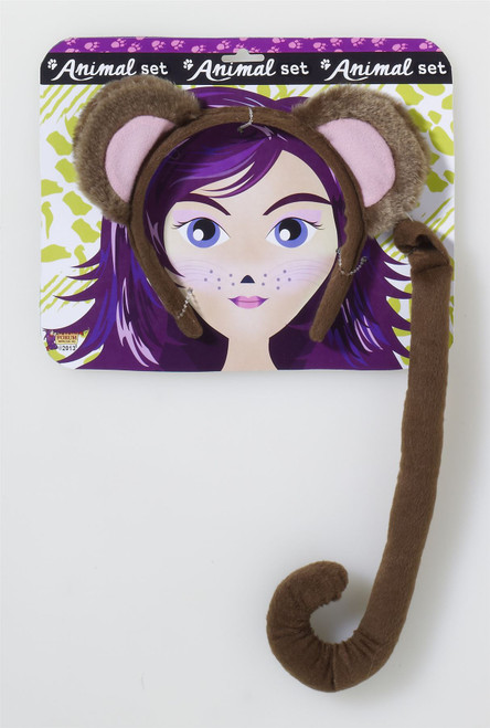 Monkey Costume Accessory Kit
