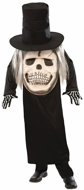 Big Face Reaper Boy's Costume
