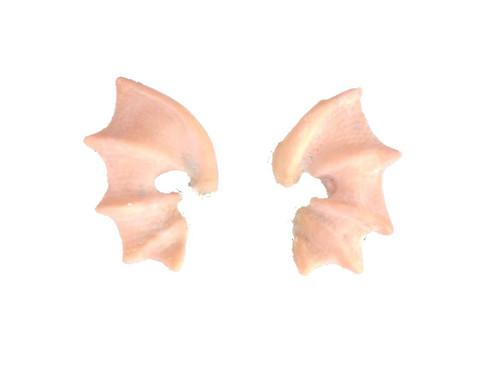 MERFOLK EARS latex mermaid cosplay siren prosthetic halloween costume makeup