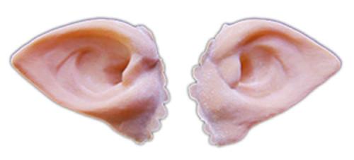 FAUN EARS latex goat cosplay LARP prosthetic halloween costume mens womens adult