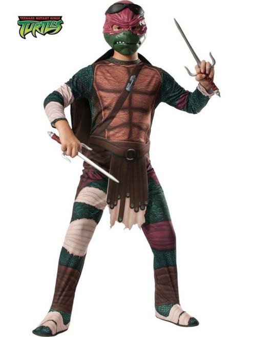 Teenage Mutant Ninja Turtles Kids Raphael Costume