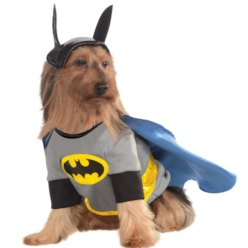 Batman Pet Costume 887835 by Rubies