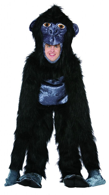 Gorilla Suit King Kong Mens Halloween Costume
