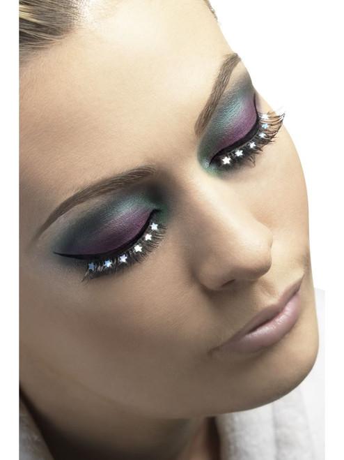 d4f00473451 Smiffy's Women's Fever False Eyelashes - CostumeVille