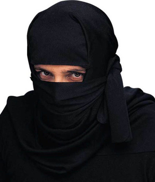 Ninja Headpiece Costume Accessory