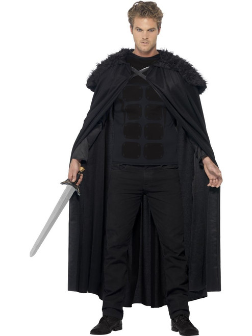 Game of Thrones Jon Snow Costume Medium by Smiffy's