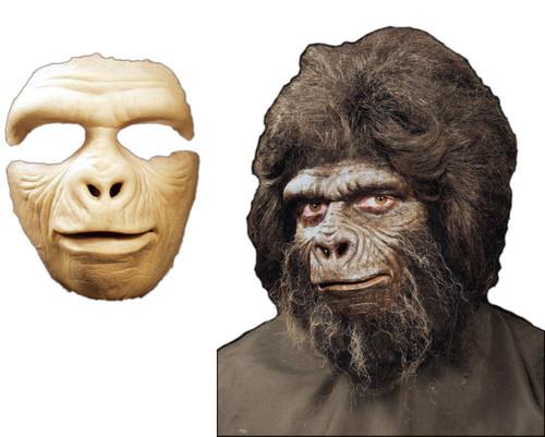 Gorilla Mask Foam Latex Prosthetic Professional Grade Theater Hollywood Appliance