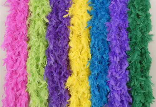 Kids Feather Boa Costume Accessory