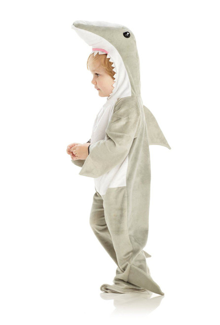 Little Jaws Shark Toddler Costume