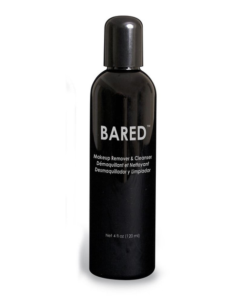 Bared Professional Makeup Remover and Cleanser by Mehron