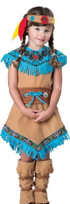 Indian Girl Halloween Costume Toddler