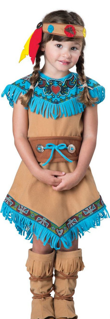 Indian Girl Halloween Costume Toddler