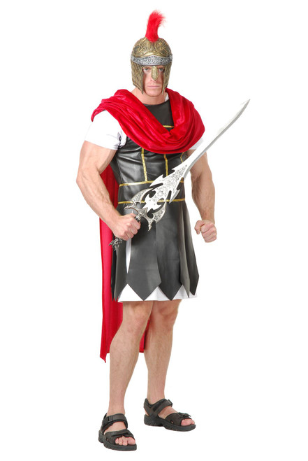 Hercules Greek God of War Mens Trojan Warrior Halloween Costume Medium by Charades