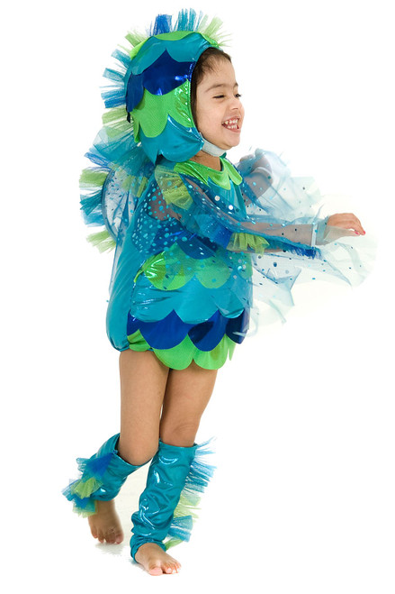 Beta Fish Toddler Costume