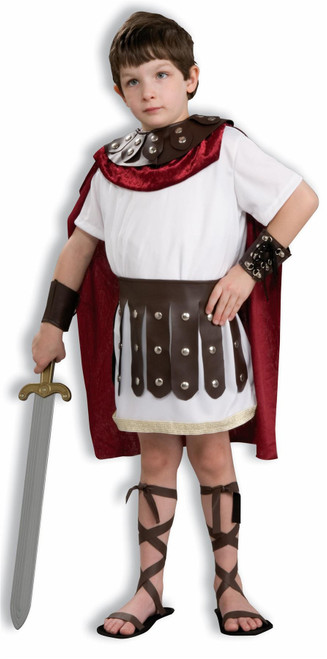 Roman Gladiator Child Costume