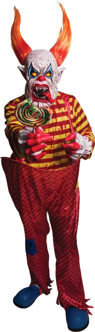 Horns the Clown Costume Set Adult