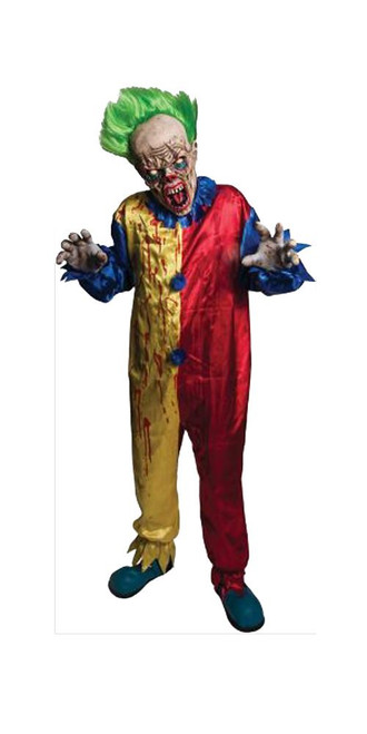 Morbo The Zombie Clown Costume