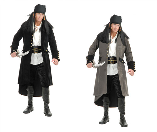 Treasure Island Pirate Mens Halloween Costume