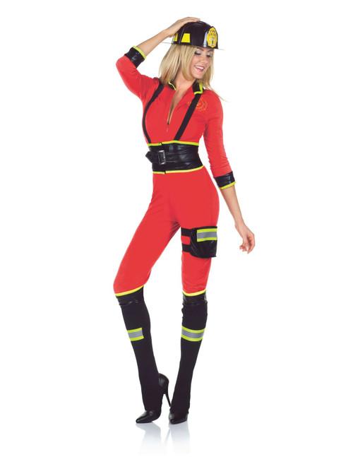 3 Alarm Firewoman Jumpsuit