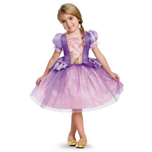 Rapunzel Classic Toddler Costume Dress