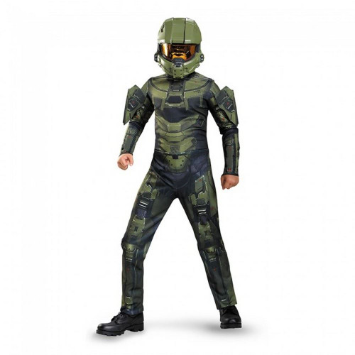 Halo Master Chief Classic Kids Costume