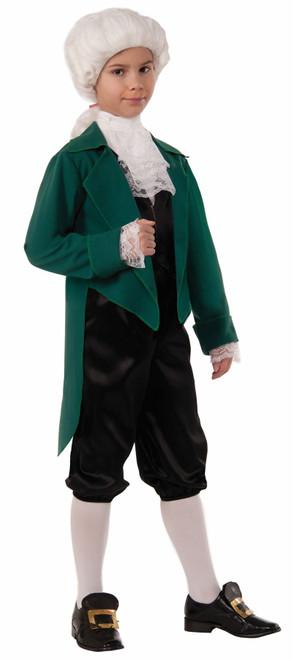 Kids Thomas Jefferson Costume