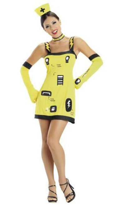 Operation! Women's Nurse Costume