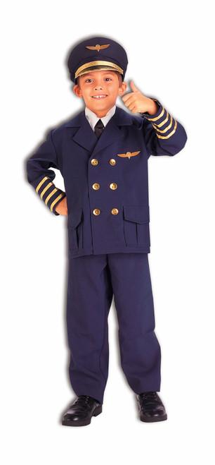 Kids Airline Jr. Pilot Costume by Forum Novelties