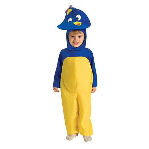 PABLO backyardigans cartoon nickelodeon boys kids halloween costume TODDLER