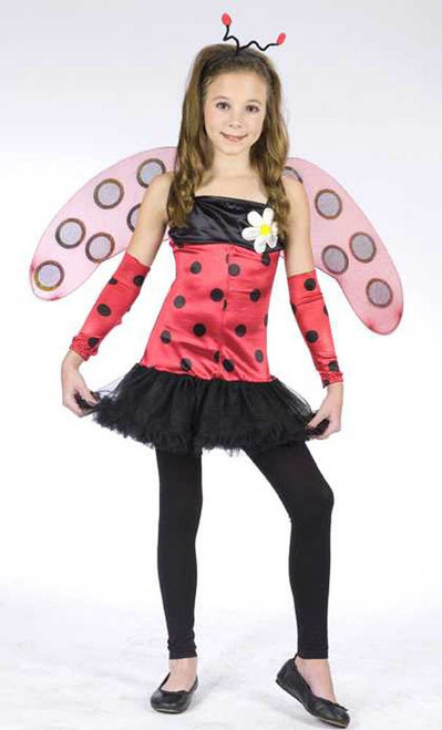 Ladybug Tutu Child Costume