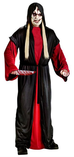 KILLER cult scary evil mens adult halloween costume OS