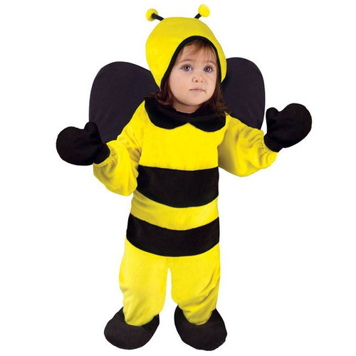 Bumblebee bee infant baby halloween costume 6 12M