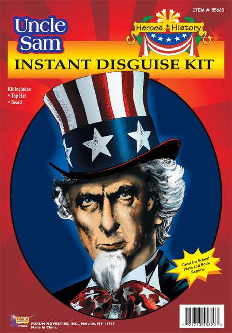 Uncle Sam Heroes in History Child Costume Accessory