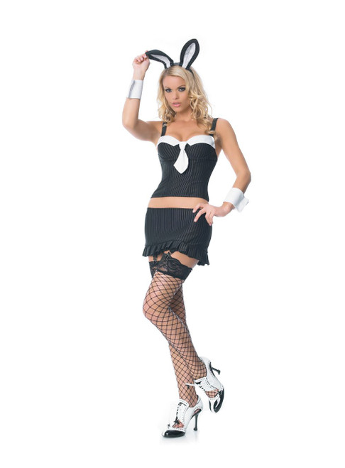 Gangster bunny Sexy Women's Costume