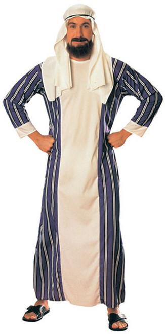 SHEIK Sultan Arab ali baba desert arabian aladin adult mens halloween costume