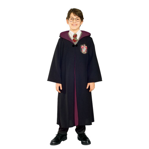 Deluxe Harry Potter Gryffindor Robe Child Costume