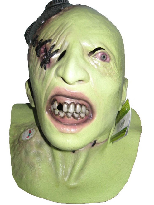 AGENT ZERO full scarey halloween horror prop latex mask
