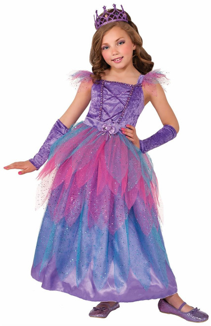 Pixie Princess Fairy kids girls Halloween costume
