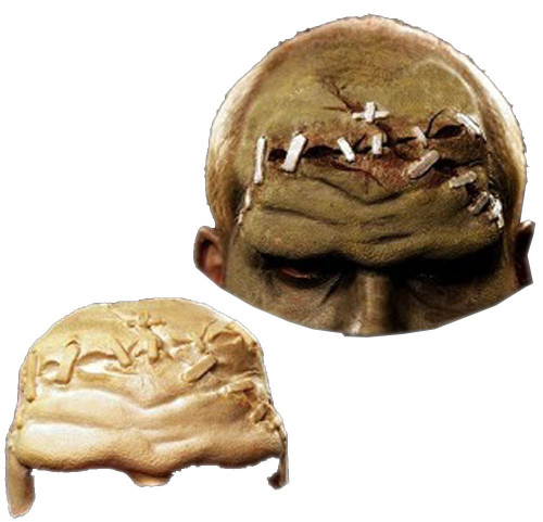 Frankenstein Forehead Foam Latex Franken Monster Brow Prosthetic Theater Appliance
