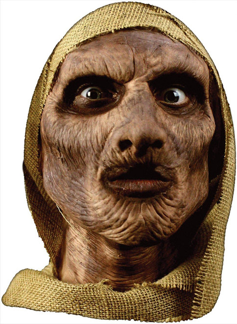 Mummy Mask Foam Latex Prosthetic Theatrical SFX